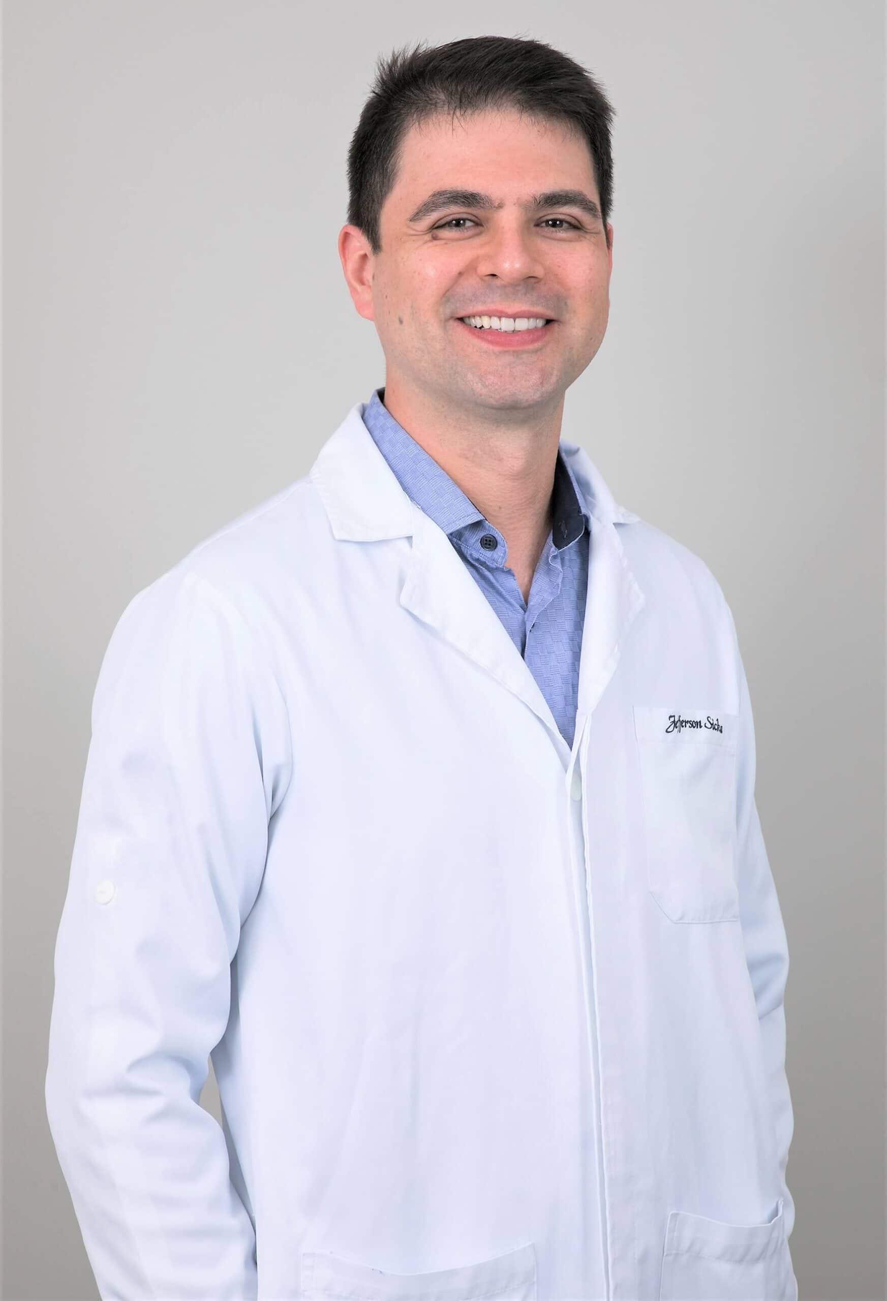 Dr. Jefferson Sicka - anestesiologista joinville