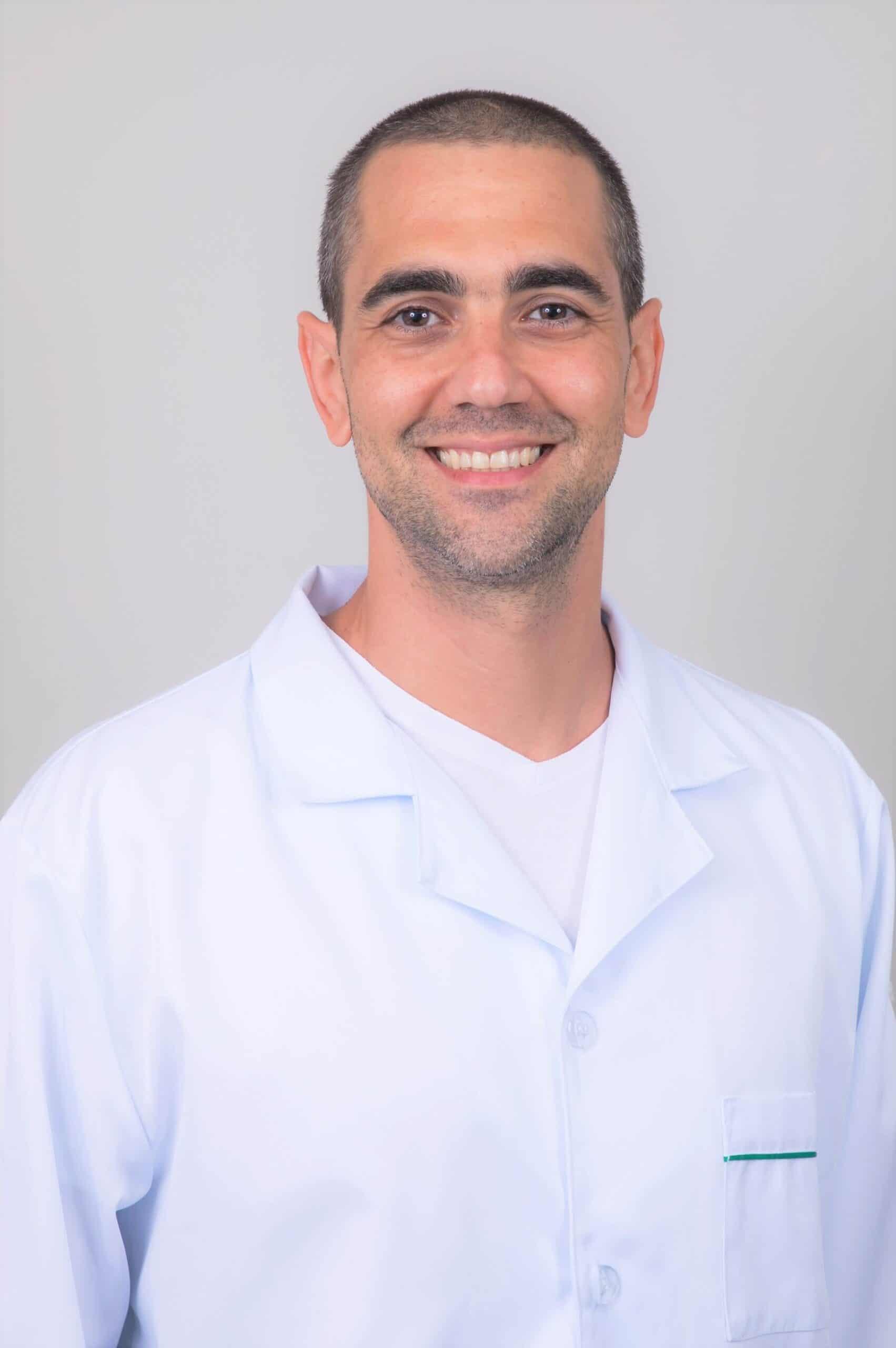 Dr. Márcio Natter - Anestesiologista