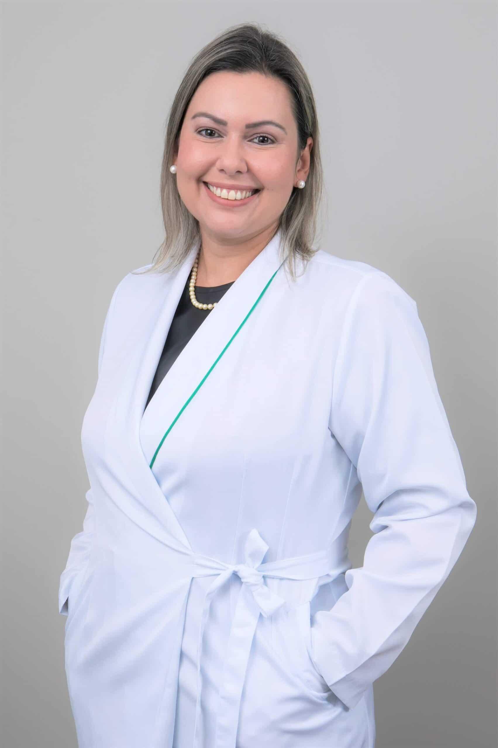 Dra. Roberta Barela Pimentel - Anestesiologista