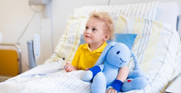Anestesia em crianças, veja como funciona