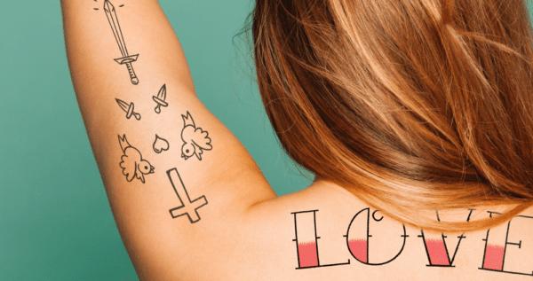 Por que é arriscado aplicar anestesia em locais com tatuagem